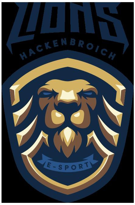 TuS Hackenbroich E-Sport Logo